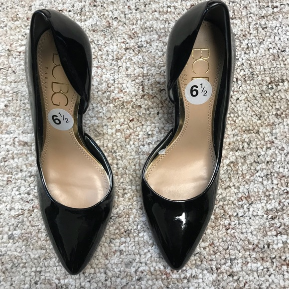 0fe761d663 BCBGirls Shoes   Bcbg Girl Black Pumps 65   Poshmark